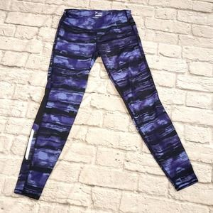 Old Navy womens Purple Active workout pants size M